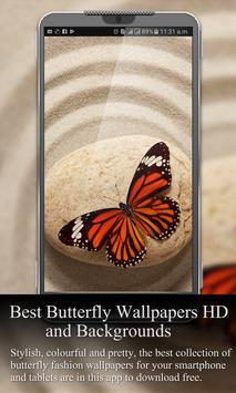 Butterfly Wallpapers - HD screenshot 5