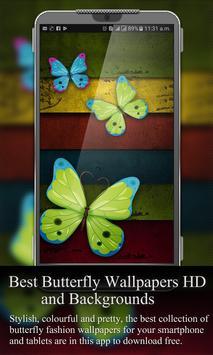 Butterfly Wallpapers - HD screenshot 6