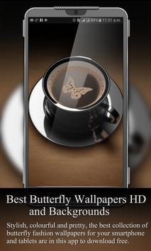 Butterfly Wallpapers - HD screenshot 7