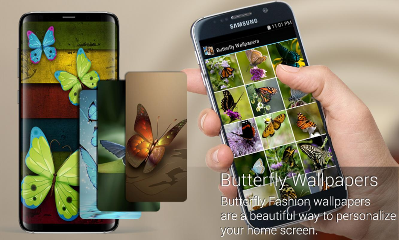 Butterfly Wallpapers Hd For Android Apk Download