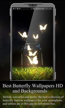 Butterfly Wallpapers - HD screenshot 3