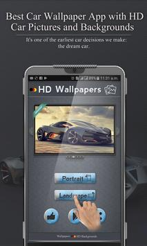Car Wallpapers - HD screenshot 2