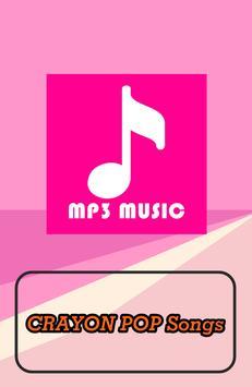 CRAYON POP Songs poster