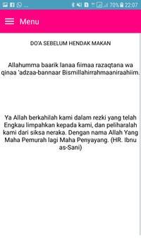 DOA SEHARI HARI Muslim screenshot 2