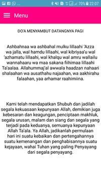 DOA SEHARI HARI Muslim screenshot 3