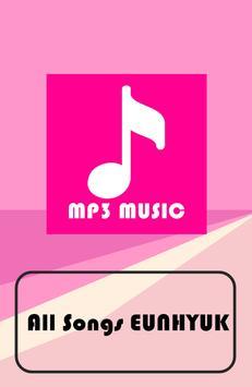 All Songs EUNHYUK screenshot 2