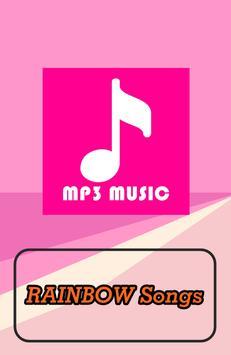 RAINBOW Songs poster