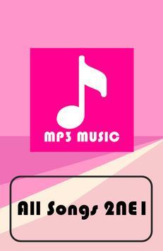 2NE1 Songs poster