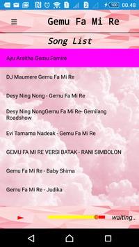 Lagu GEMU FA MI RE Terlengkap screenshot 6