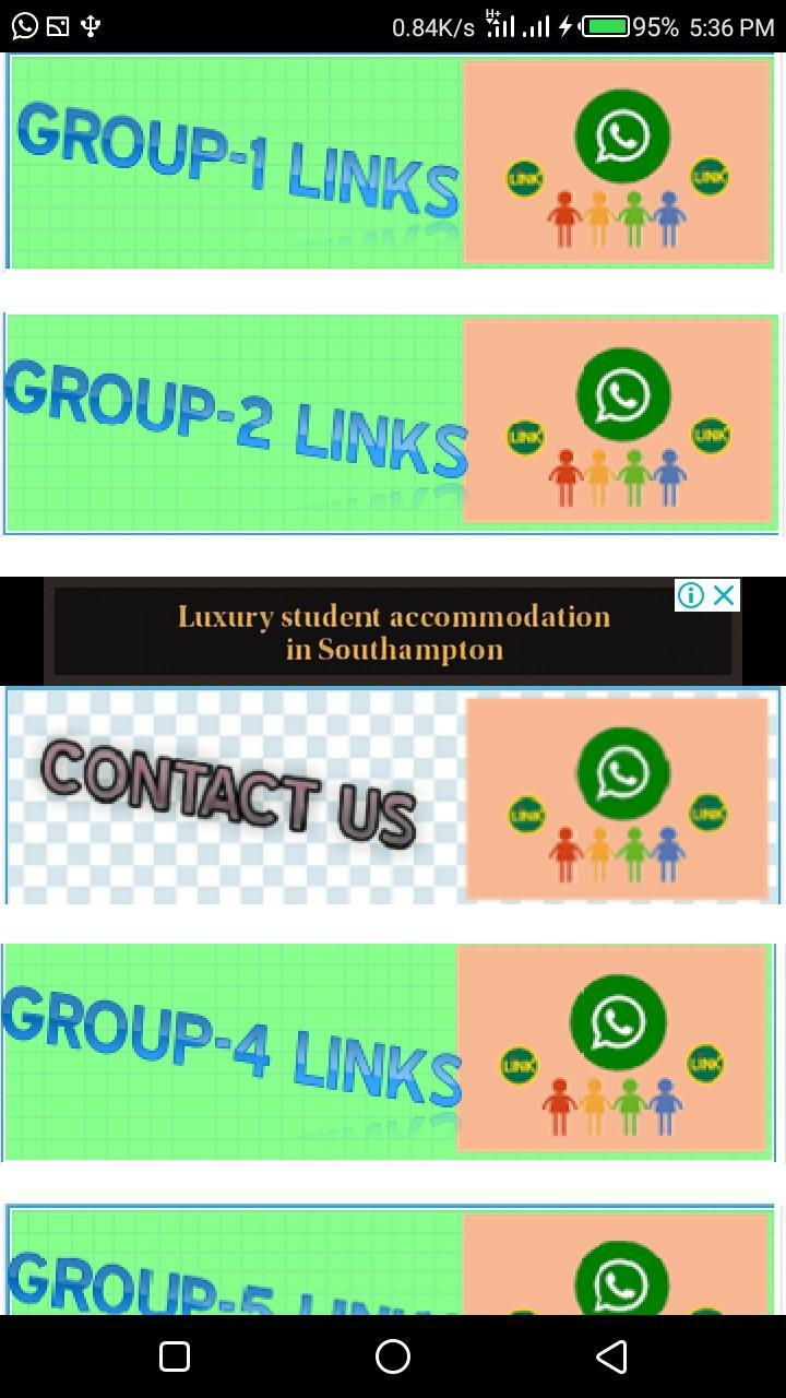 Whatsapp Group Links 2019 for Android - APK Download