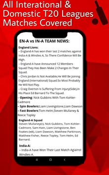 Fantasy Expert11 - Dream11 & Halaplay Tips Fifa 18 تصوير الشاشة 7