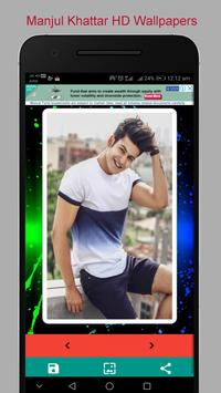 Manjul Khattar Wallpaper screenshot 4