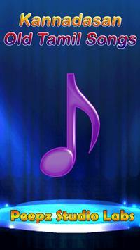 Kannadasan Old Tamil Songs Complete Full screenshot 1