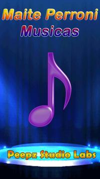 Maite Perroni Musica Complete apk screenshot