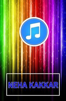 Neha Kakkar Songs poster