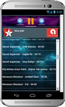 Songs Bollywood Film 2017 Vol 2 screenshot 4