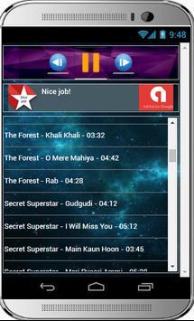 Songs Bollywood Film 2017 Vol 2 screenshot 3