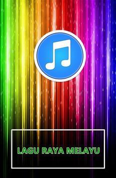 Lagu RAYA MELAYU poster