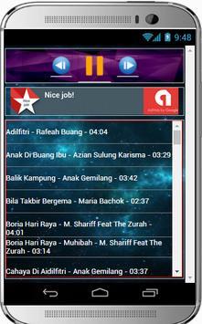Lagu RAYA MELAYU apk screenshot