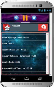 Songs  RAHAT FATEH ALI KHAN apk screenshot