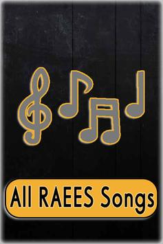 All Raees Songs Soundtrack Full poster