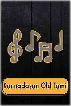 All Songs of Kannadasan Old Tamil poster