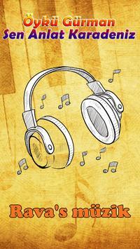 Öykü Gürman - Sen Anlat Karadeniz Şarkıları müzik screenshot 4