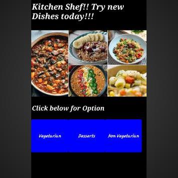 KitchenShef poster