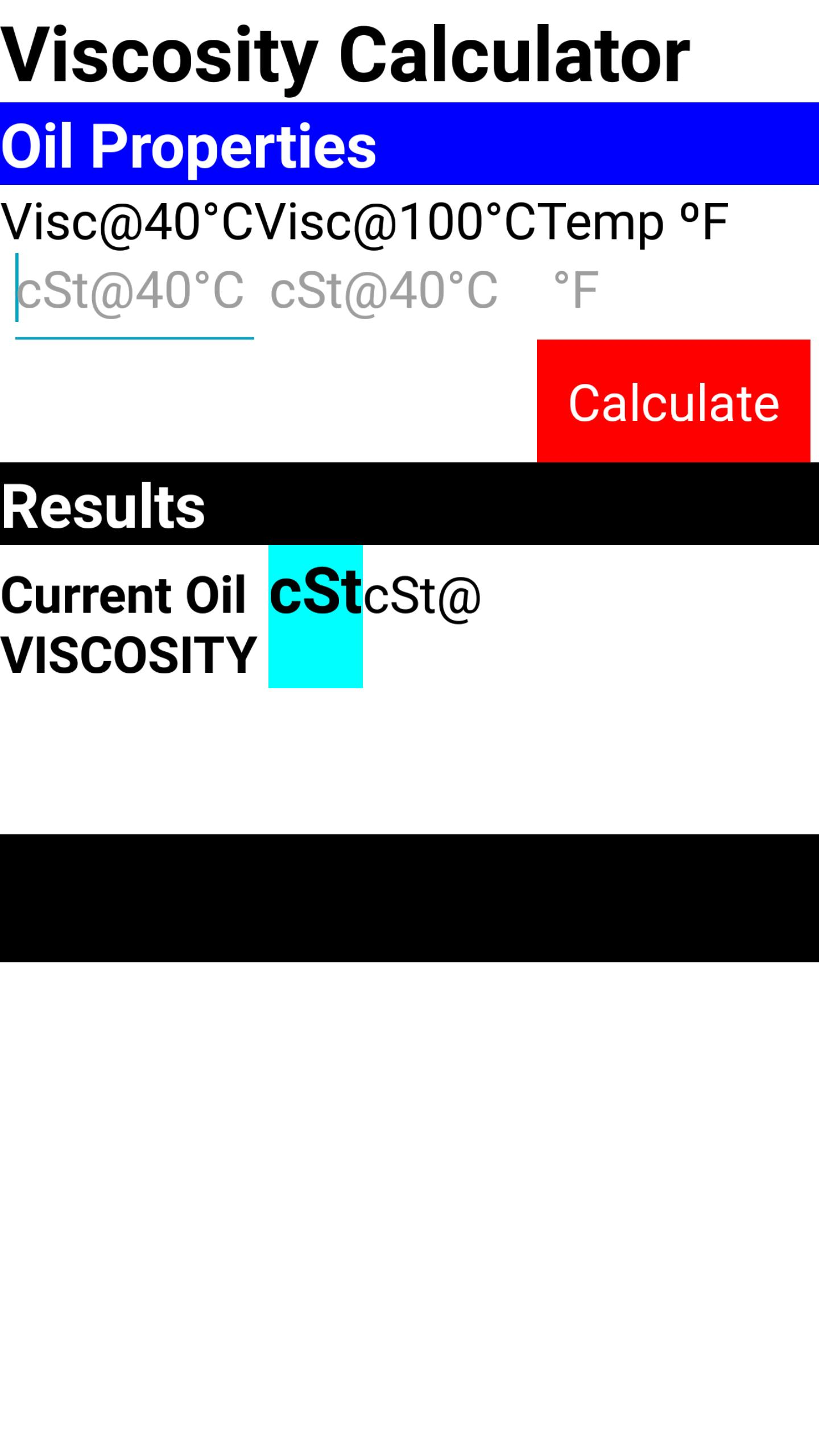 Viscosity Calculator for Android - APK Download
