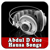 Wakokin Abdul D One Hausa Songs Complete icon