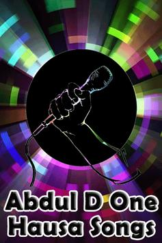 Wakokin Abdul D One Hausa Songs Complete screenshot 4