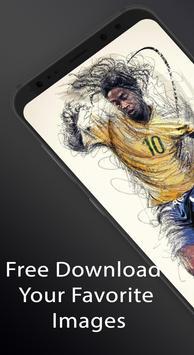 Soccer Wallpaper HD poster