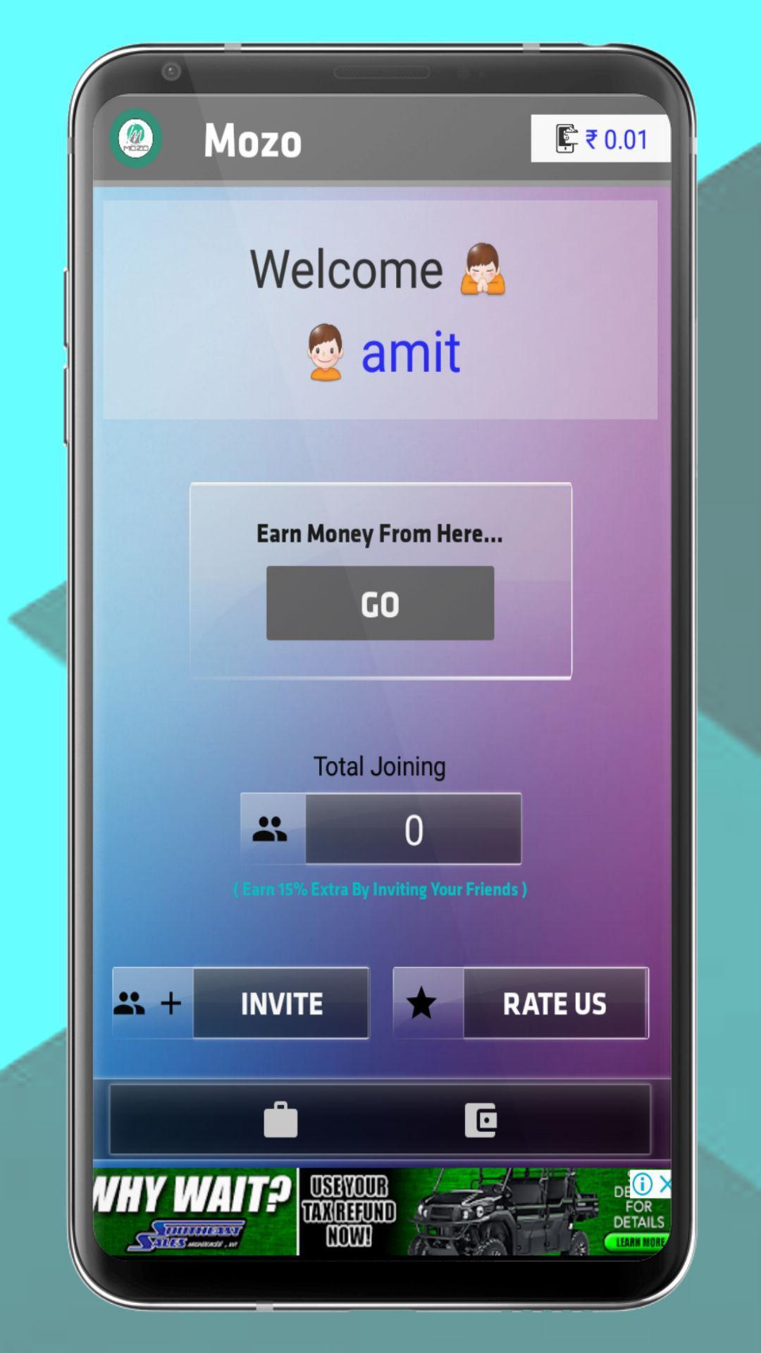 earn paytm cash free - HD1080×1920