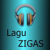 Lagu ZIGAS Paling Lengkap 2017 icon
