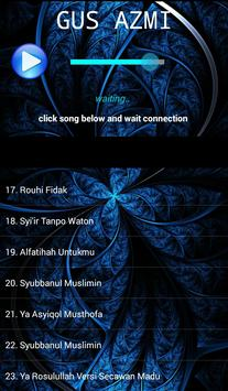 Top Sholawat 2017 - GUS AZMI screenshot 3