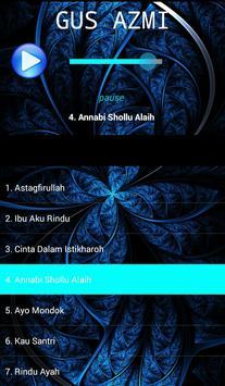 Top Sholawat 2017 - GUS AZMI screenshot 1