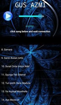 Top Sholawat 2017 - GUS AZMI apk screenshot