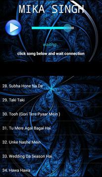 MIKA SINGH All Song apk screenshot