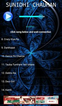 Sunidhi Chauhan Best Songs screenshot 2