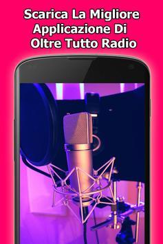 Radio Oltre Tutto Radio gratis online in Italia screenshot 2