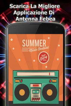 Radio Antenna Febea Gratis Online In Italia screenshot 10