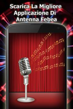 Radio Antenna Febea Gratis Online In Italia screenshot 5