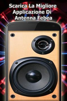 Radio Antenna Febea Gratis Online In Italia screenshot 8