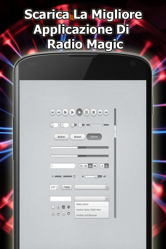 Radio Magic Gratis Online In Italia For