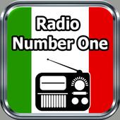Radio Number One gratis online in Italia icon