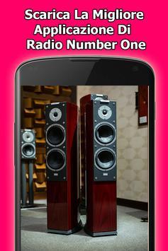 Radio Number One gratis online in Italia screenshot 11