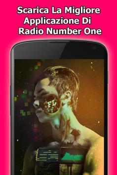 Radio Number One gratis online in Italia screenshot 4