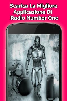 Radio Number One gratis online in Italia screenshot 5