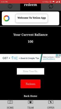 YoGoo Earning App screenshot 4
