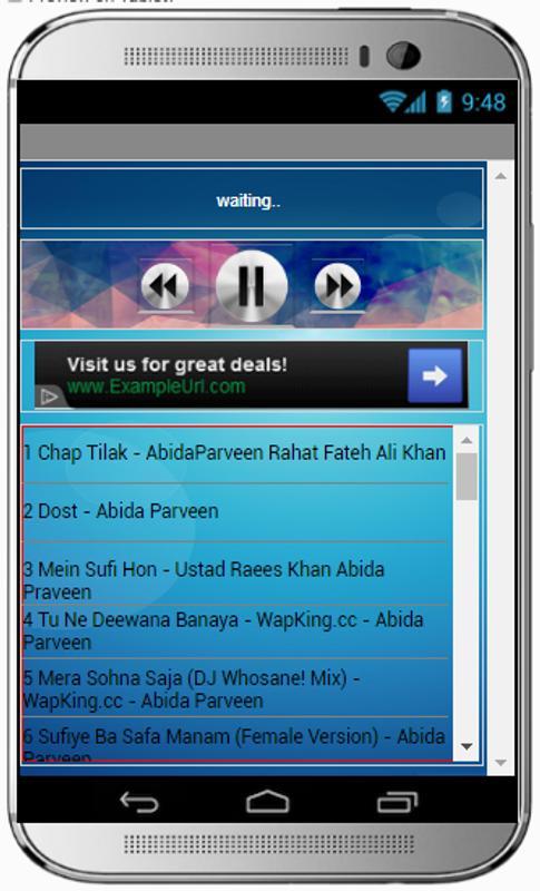 Abida Parveen Songs 1